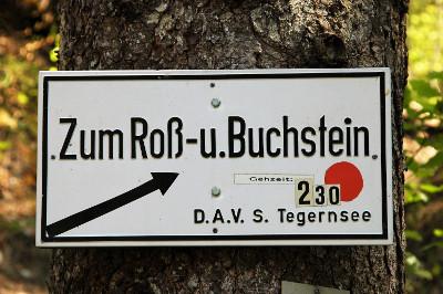 Roß- und Buchstein