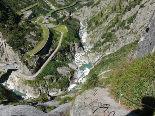 Klettersteig Andermatt : Klettersteig via ferrata diavolo andermatt youtube
