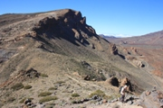 Teneriffa   Höhenweg Caldera