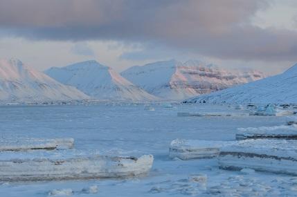 Arktis Pyramiden