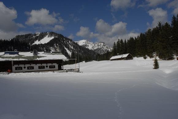 Schwarztenn Hütte